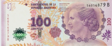 100_Pesos_bill_-_Evita_(Argentina)