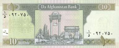 AfghanistanPNew-10Afghanis-SH1381(2002)_b