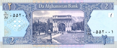 AfghanistanPNew-2Afghanis-SH1381(2002)_b