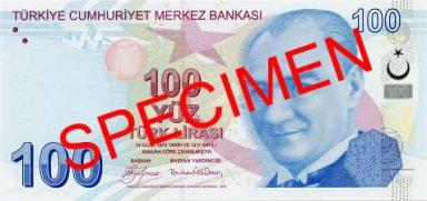 100_Türk_Lirası_front